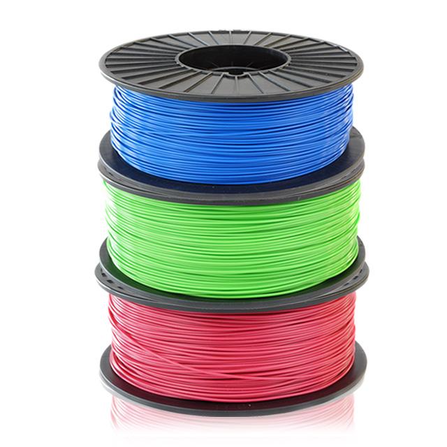 Filamentos en PLA para Impresoras 3D