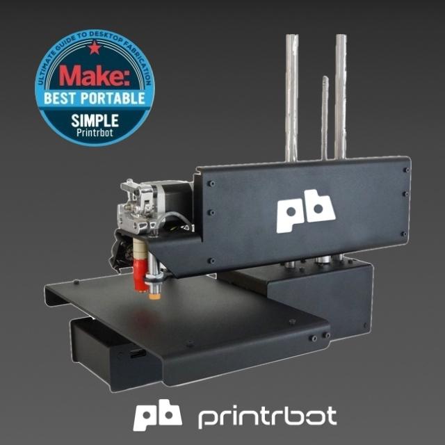 Impresora 3D Printrbot Simple